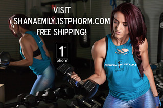 FREE SHIPPING on 1stPhorm Products!
