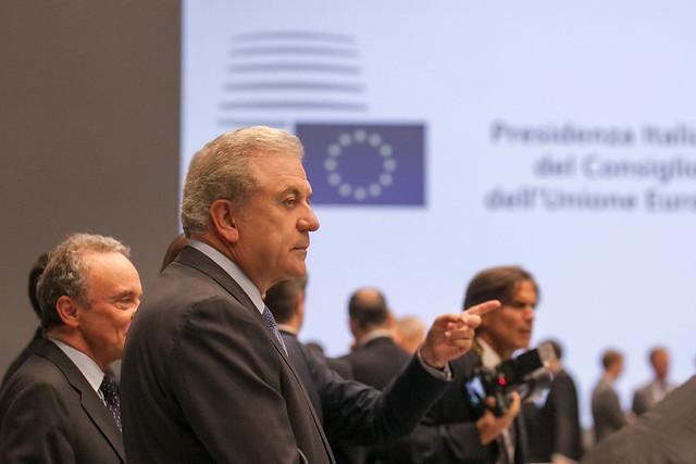 EU avramopoulos