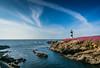 Faro en Isla Pancha