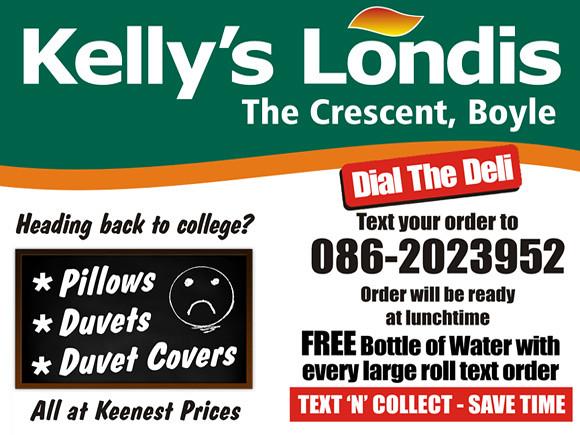 Kelly's Londis