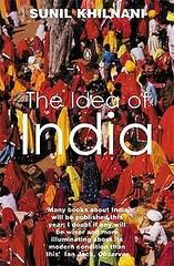 'The Idea of India' by 'Sunil Khilnani'