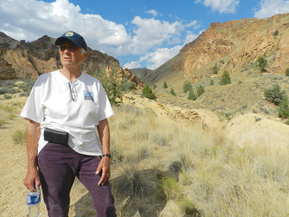 Julie Weikel supports wilderness on the Owyhee.
