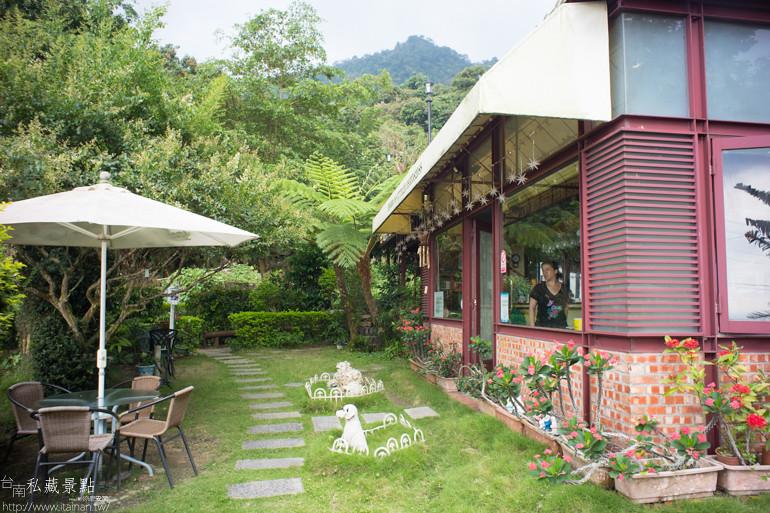 台南私藏景點--香榭彎咖啡 (5)
