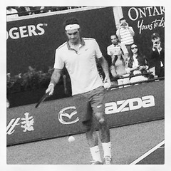 #rfed #rodgerfederer #rogerscupTO #atp #tennis