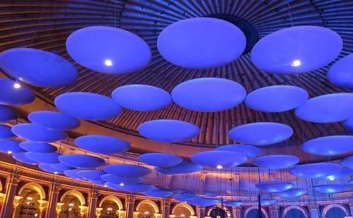 Acoustic saucers