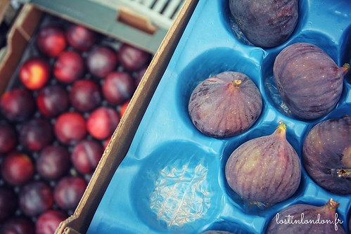 plums figs fruits the london jam factory