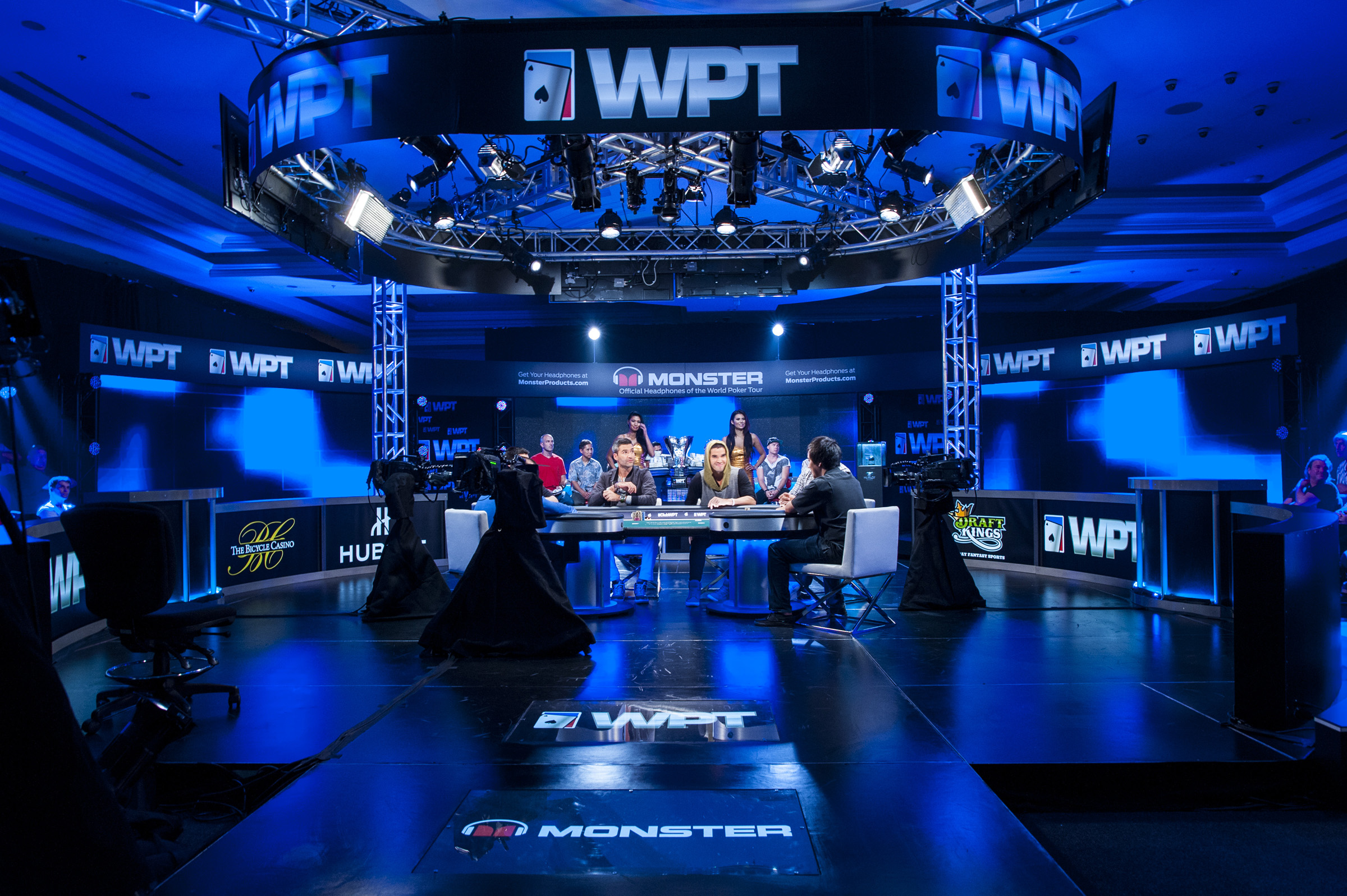 WPT TV Final Table Set