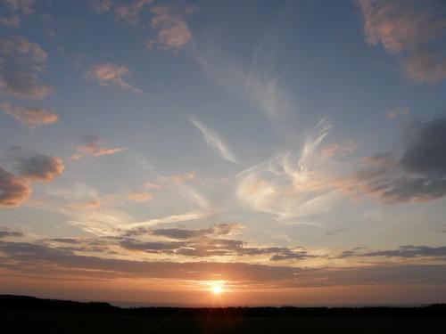 Tudweiliog sunset VII