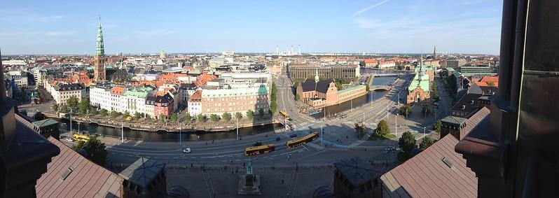 Panorama Copenhagen