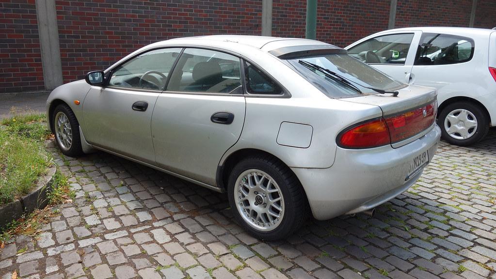 Mazda 323F (BA, 1994-98)