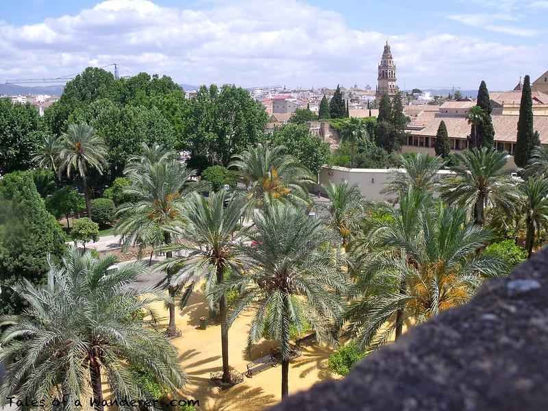 CÓRDOBA - Alcázar de los Reyes Cristianos