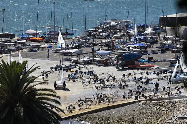 Mundial de Vela 2014 Santander
