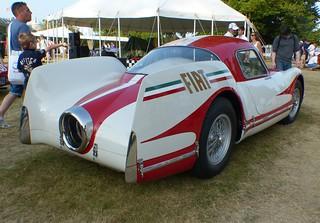 Fiat Turbina Prototype bicolor 1954 hr