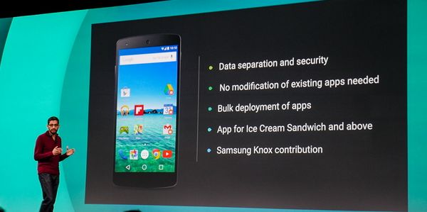 шифрование Android L