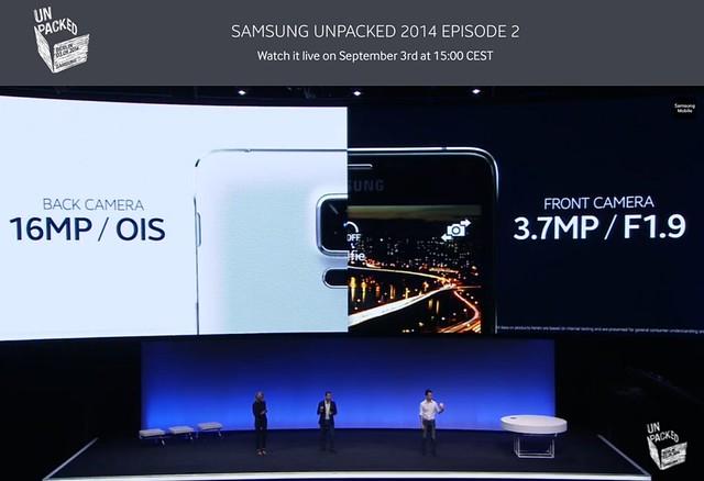 [IFA 2014] 三星旗艦 Galaxy Note 4 發表會完整介紹 @3C 達人廖阿輝