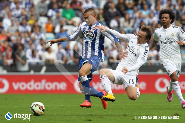 Depor Real Madrid  FFG 025