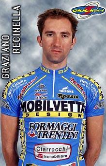 RECINELLA Graziano 2001