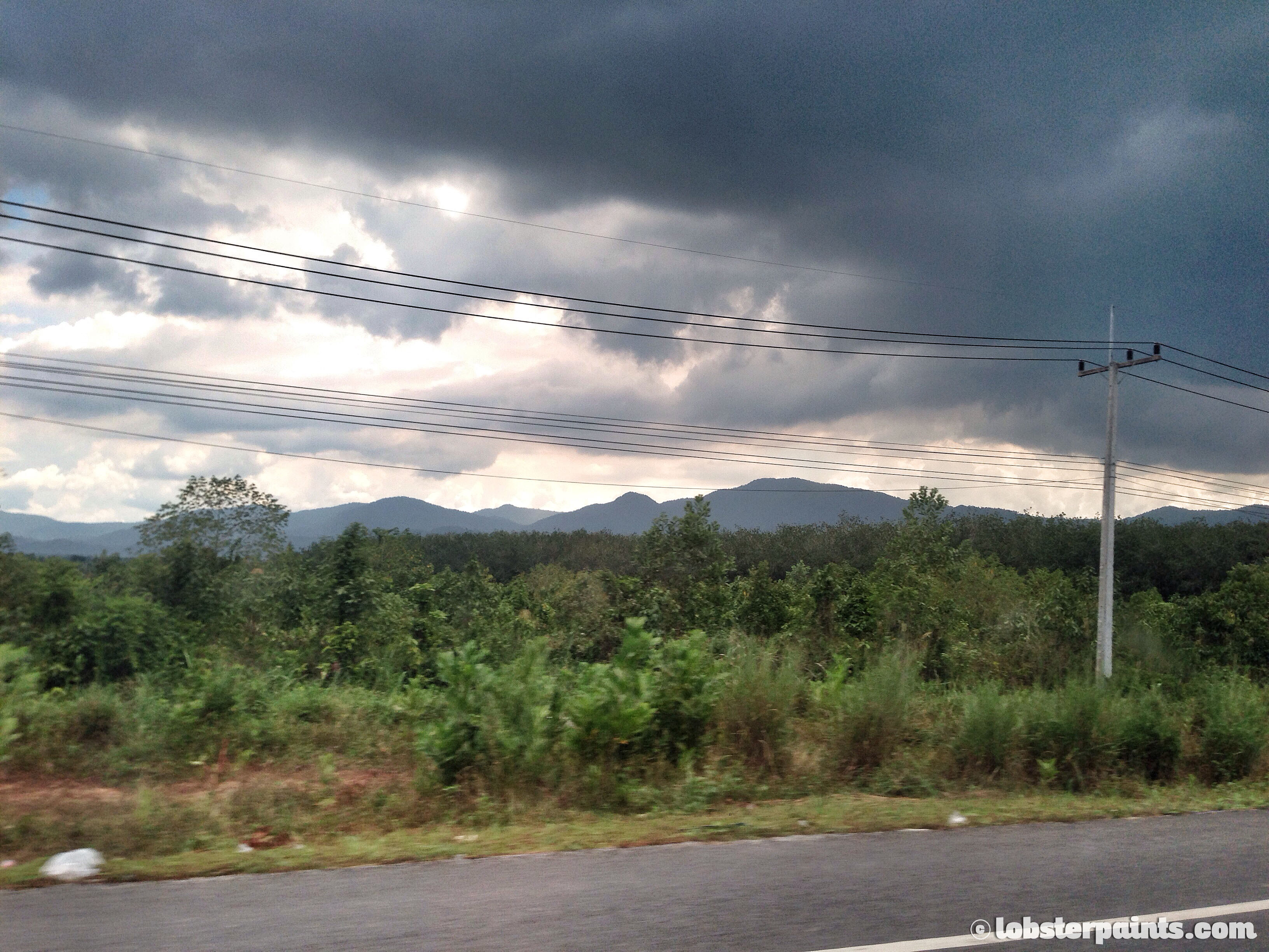 Outskirts of Hat Yai | Hat Yai, Thailand