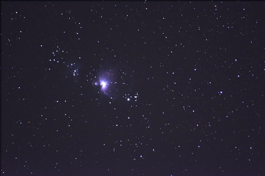 2014.09.22 M42 (オリオン大星雲)