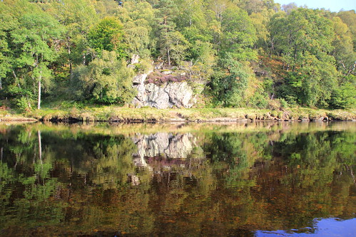 trees nature water canon reflections river eos scotland rocks heather pebbles explore highland granite moray spey speyside knockando riverspey 60d canon60d speysideway thespeysideway