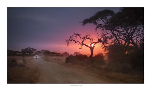 africa street sun sunrise tanzania paolo ngc congo kenia masaimara ngg dcm paccagnella phpph canoneos7dmk1 lenscanonefs175528