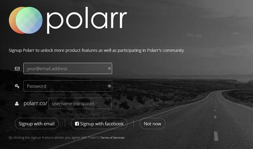 Polarr 02