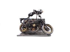 Kickstarter (knucklehead bobber Bike 191)