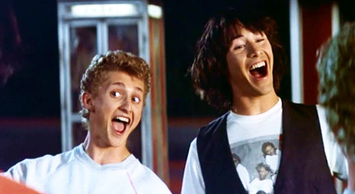 Plot Details For Bill and Ted 3