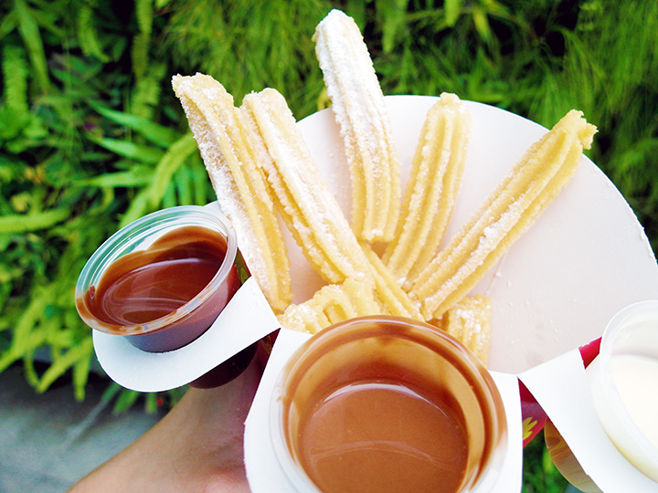 churros Singapore orchard