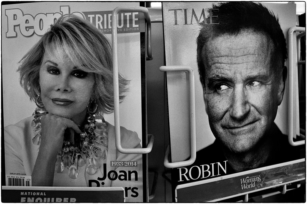 Robin And Joan, Leon's, September 24, 2014