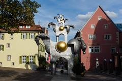 Bietigheim-Bissingen - Turm der grauen Pferde