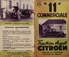 80 Jahre Citroen Traction Avant 2014 La Ferte-Vidame 682 Citroen 11CV Commerciale