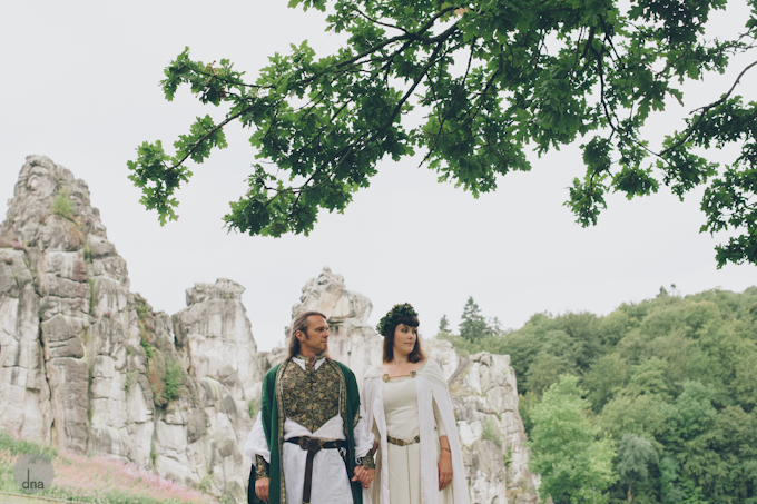 Wiebke and Tarn wedding Externsteine and Wildwald Arnsberg Germany shot by dna photographers_-8