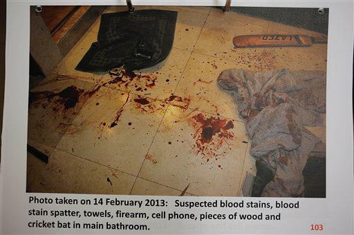 Policiales | Fotos Pistorius