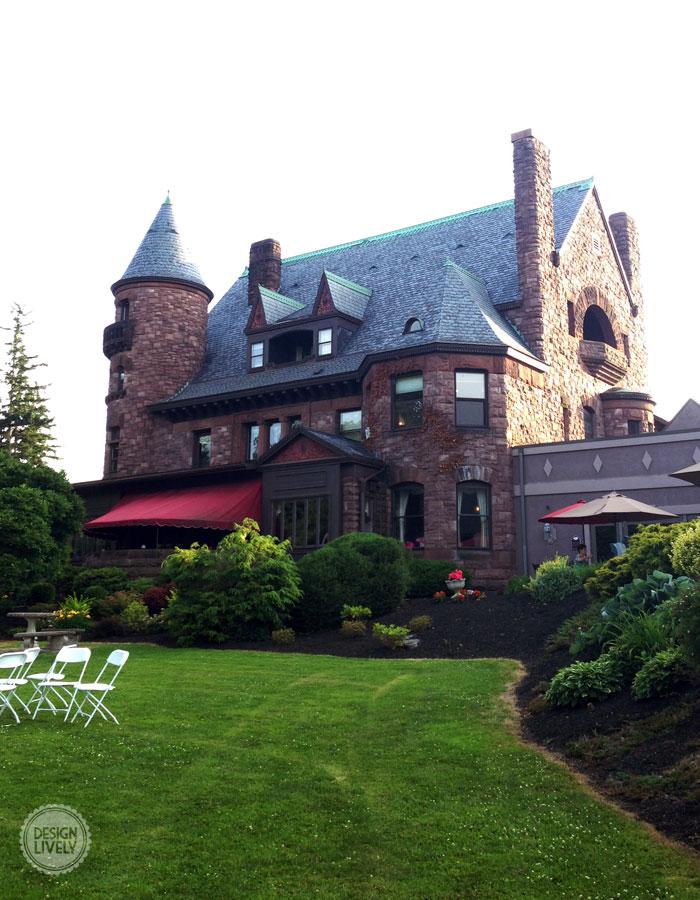 The Finger Lakes - Belhurst Castle