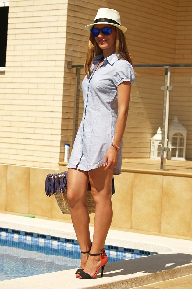 http://www.chicfy.com/camisa-larga/camisa-abotonada-rayas-larga-con-mangas