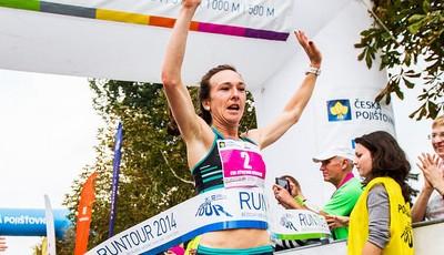 RunTour Olomouc: Skvělá Nývltová. Padl účastnický rekord