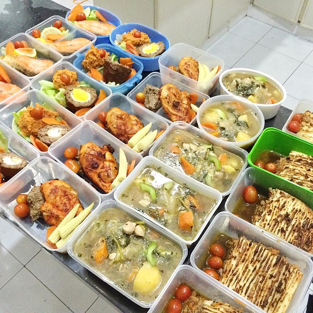 Fit Fab Kitchen Healthy Meal Boxes Delivery In Kl