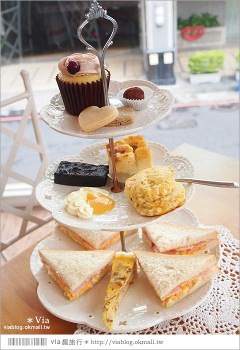 【台中下午茶推薦】甜點森林|Wilson's English Afternoon Tea英式下午茶~好味推薦!38