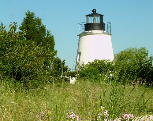 LIghthouse, Piney Point, MD