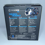 Sades 7.1 canales surround usb wired LED 3