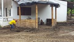 Balneario El Caracol de Chone se mejora tras las lluvias