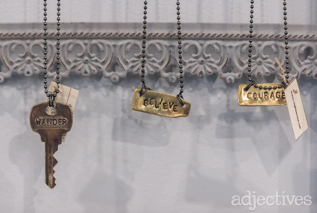 Adjectives Featured Finds in Winter Garden by Via Francesca