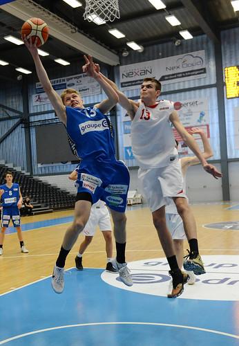 Grande Finale Fribourg Académie U16m -  Swiss Central Basket 10