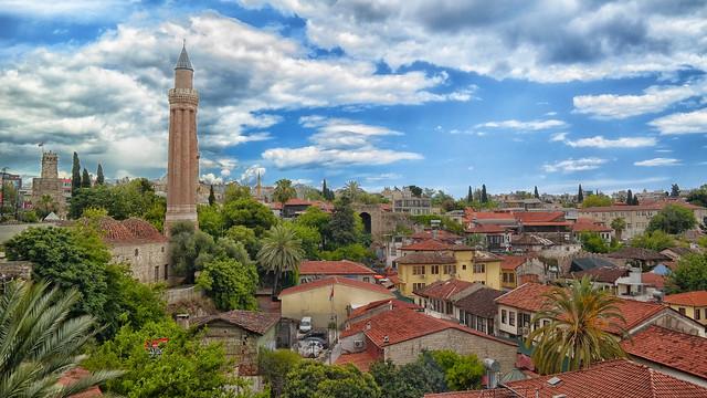 Yivli Minare / Antalya