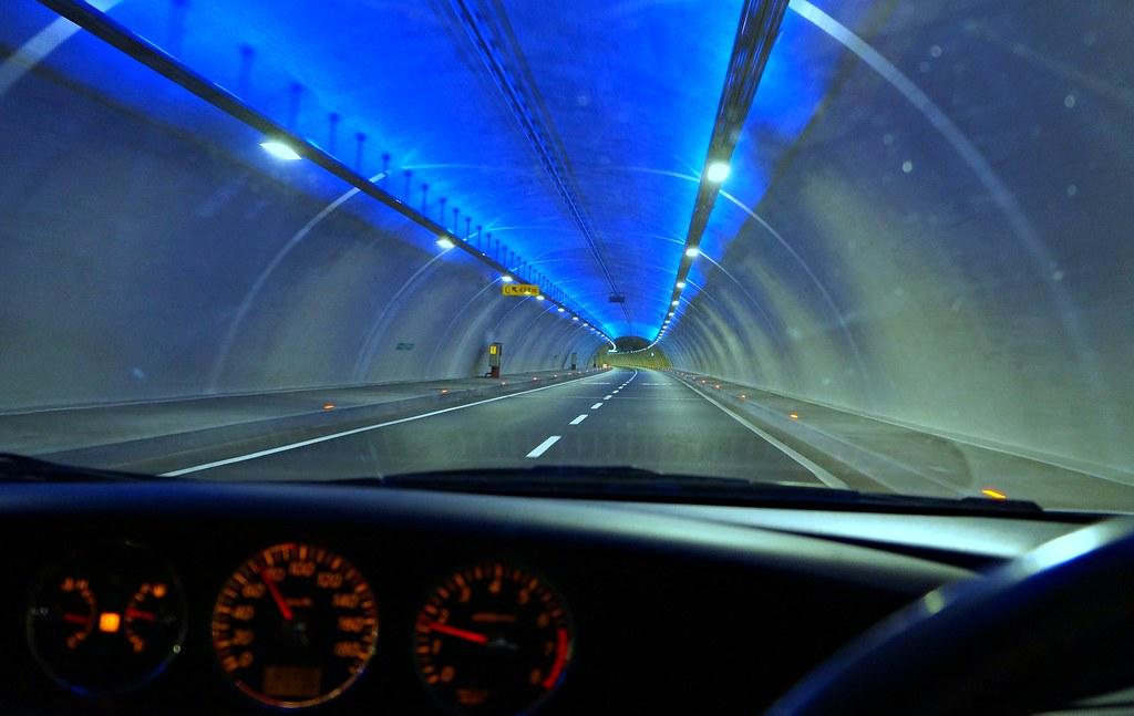 Eurasia Tunnel Linking Europe and Asia - Istanbul, Turkey