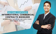 International Commercial Contracts Manager