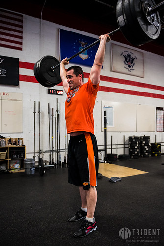Wednesday May 13th 2015, EMOM 11 mins, 1 Powerclean, 1 Full clean, 1 Clean and Jerk