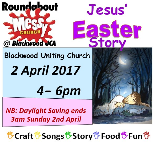 Messy Church: Easter 2017