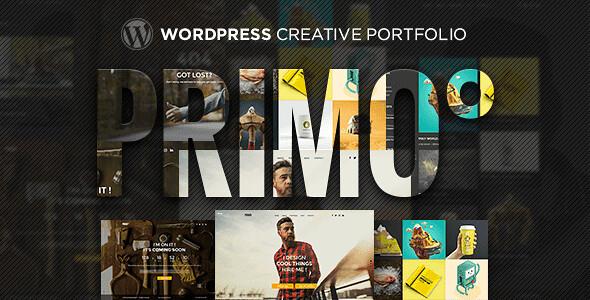 Primo WordPress Theme free download